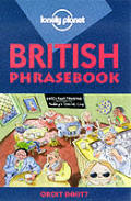 British Phrasebook 1ST Edition