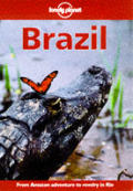 Lonely Planet Brazil 4th Edition