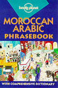 Lonely Planet Moroccan Arabic Phrasebook (Lonely Planet Phrasebooks)