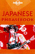 Japanese Phrasebook 3RD Edition