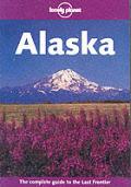 Lonely Planet Alaska 6th Edition 2000