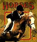 Horses Crabapples