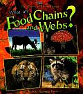 What Are Food Chains & Webs