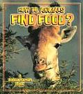 How Do Animals Find Food?