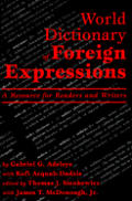 World Dictionary of Foreign Expressions
