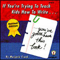 If Youre Trying to Teach Kids How to Write Youve Gotta Have This Book
