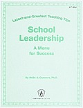 School Leadership: A Menu for Success