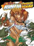 Banzai Girls - Stripped Down!: The New Adventures of Jinky Coronado!