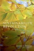 The Sustainability Revolution: Portrait of a Paradigm Shift Cover