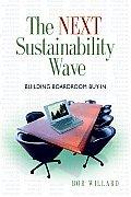Next Sustainability Wave Building Boardroom Buy In