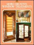 More Creative Window Treatments Includ