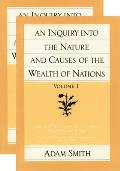 Inquiry Into The Nature & Causes Of 2 Volumes