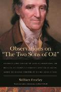 "Observations on ""The Two Sons of Oil"""