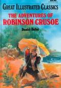 Adventures Of Robinson Crusoe Great Illustrated Classics
