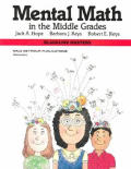 Mental Math in Middle Grades: Grades 4-6