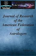 Afa Journal of Research Vol. 14