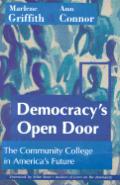 Democracys Open Door The Community Colle