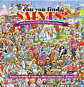 Can You Find Saints Introducing Your Child to Holy Men & Women