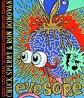 Eyesore: Recent Litter from the Firehouse Kustom Rockart Company