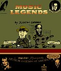 Musical legends: The Collected Comics from PULSE! Magazine (Monumental Musical Memories)