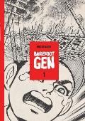 Barefoot Gen 01 Cartoon Story of Hir 2ND Edition Cover