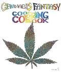 Cannabis Fantasy Cool Coloring Book