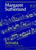 Margaret Sutherland: Sonata for Clarinet Or Viola and Piano
