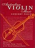 Australian Violin Music