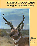 Steens Mountain: In Oregon's High Desert Country Cover
