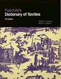 Fairchild's Dictionary of Textiles, 7th Edition Cover