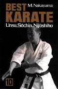 Best Karate Unsu Sochin Nijushiho