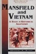 Mansfield and Vietnam: A Study in Rhetorical Adaptation
