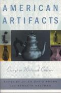 American Artifacts Essays in...