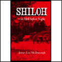 Shiloh in Hell Before Night
