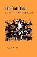 Tall Tale in American Folklore & Literature