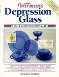 Warmans Depression Glass A Value & Ident