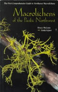 Macrolichens of the Pacific Northwest Cover