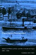 Uncertain Encounters: Indian and Whites at Peace and War in Southern Oregon, 1820's-1860's Cover