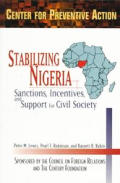 Stabilizing Nigeria Sanctions Incentives & Support for Civil Society