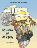Animals of Africa The Endangered Wildlife Series