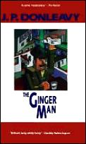 The ginger man Cover