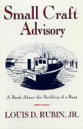 Small Craft Advisory A Book About The