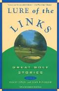 Lure of the Links: Great Golf Stories Cover
