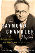 Raymond Chandler Papers Selected Letter