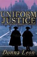 Uniform Justice Commissario Brunetti