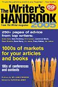 Writers Handbook 2005