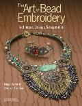 Art of Bead Embroidery Techniques Designs & Inspirations