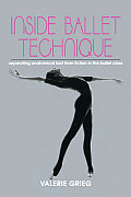 Inside Ballet Technique : Separating Fact From Fiction in the Ballet Class (94 Edition) Cover