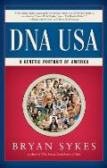 DNA USA: A Genetic Portrait of America Cover
