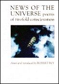 News of the Universe: Poems of Twofold Consciousness Cover